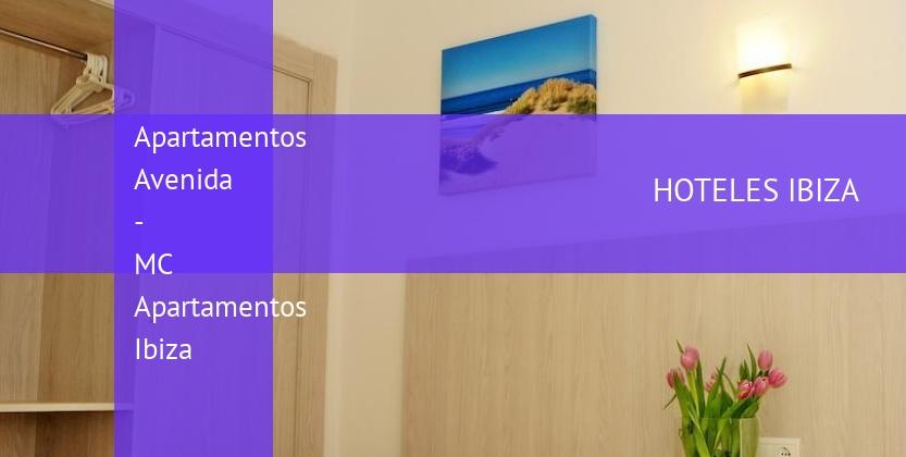 Apartamentos Avenida - MC Apartamentos Ibiza barato