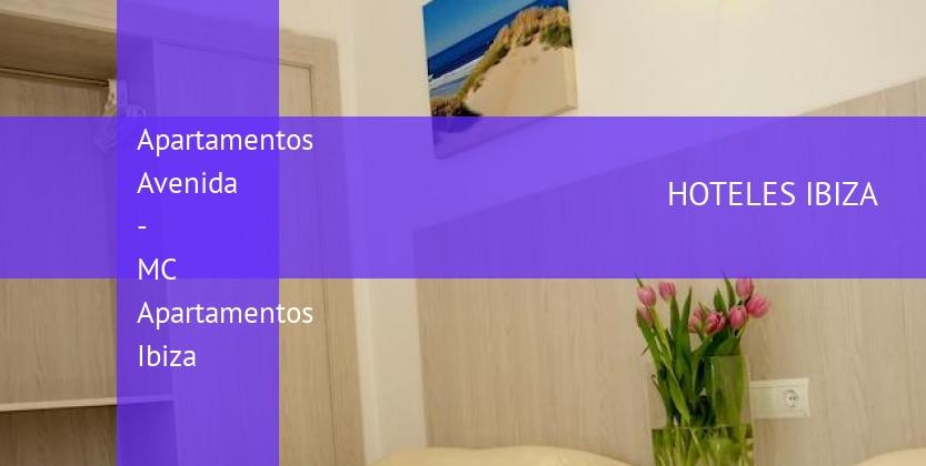 Apartamentos Avenida - MC Apartamentos Ibiza baratos