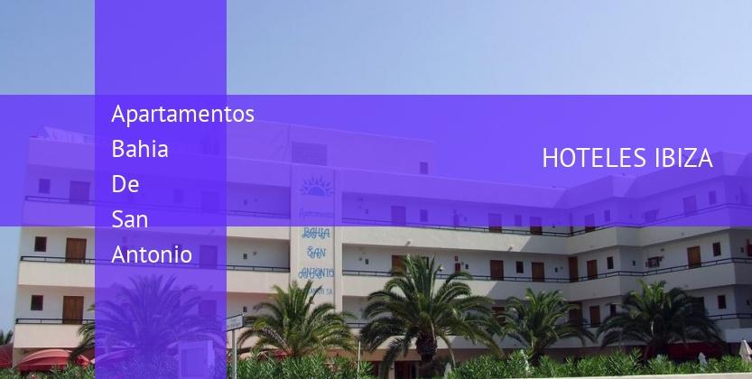 Apartamentos Bahia De San Antonio baratos