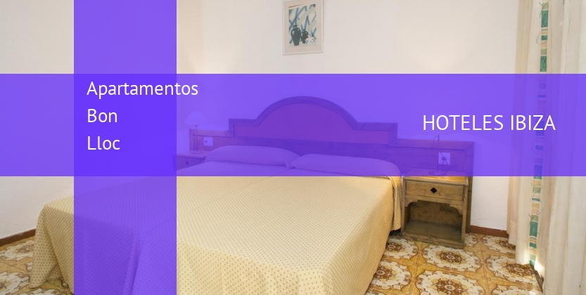 Apartamentos Bon Lloc baratos