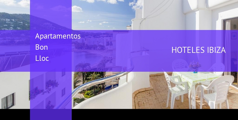 Apartamentos Bon Lloc reservas