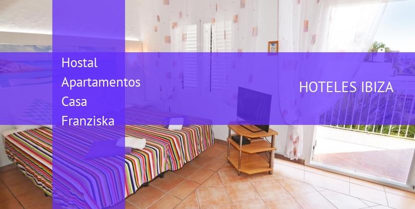 Hostal Apartamentos Casa Franziska booking