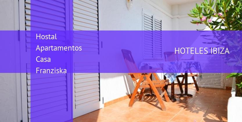 Hostal Apartamentos Casa Franziska