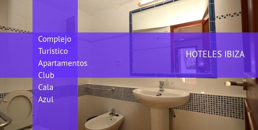 Complejo Turístico Apartamentos Club Cala Azul booking
