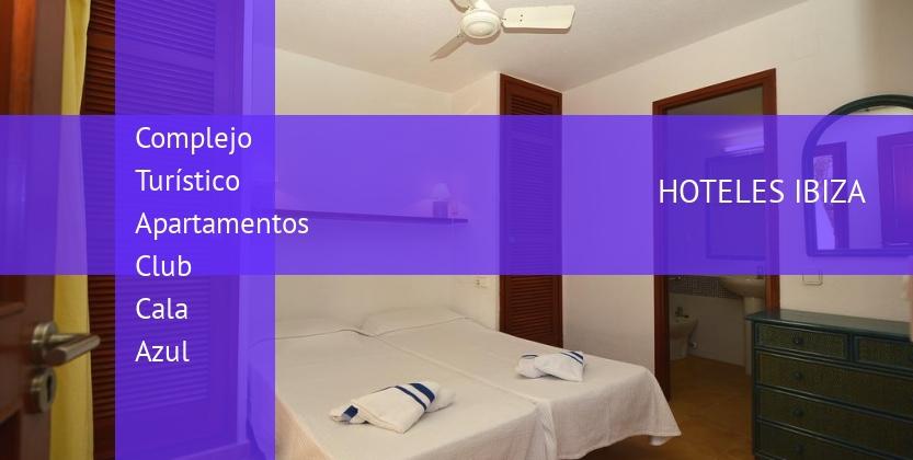 Complejo Turístico Apartamentos Club Cala Azul reservas