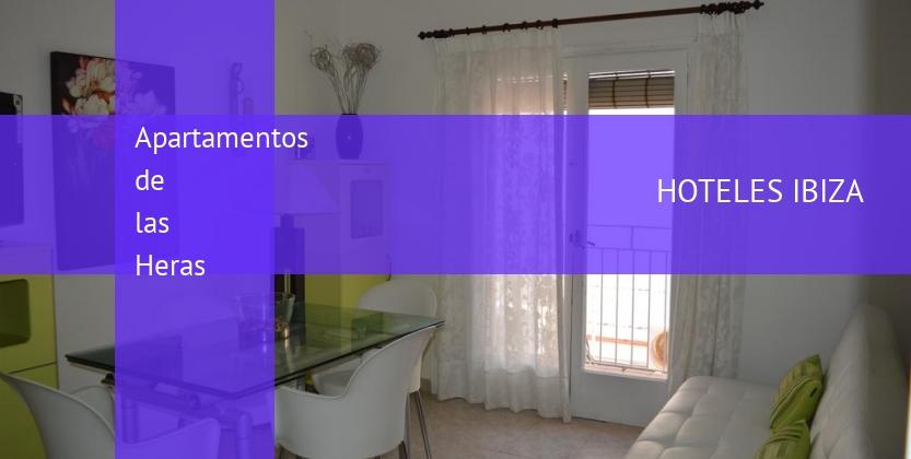 Apartamentos de las Heras reservas