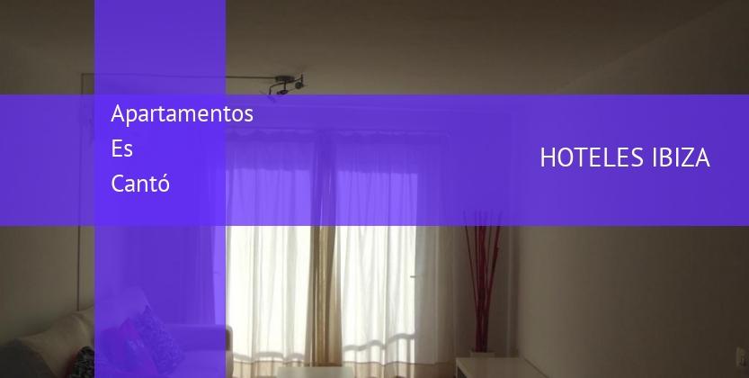 Apartamentos Es Cantó baratos