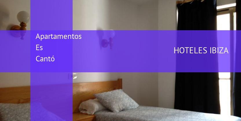 Apartamentos Es Cantó opiniones