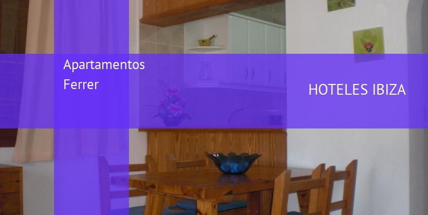 Apartamentos Ferrer booking