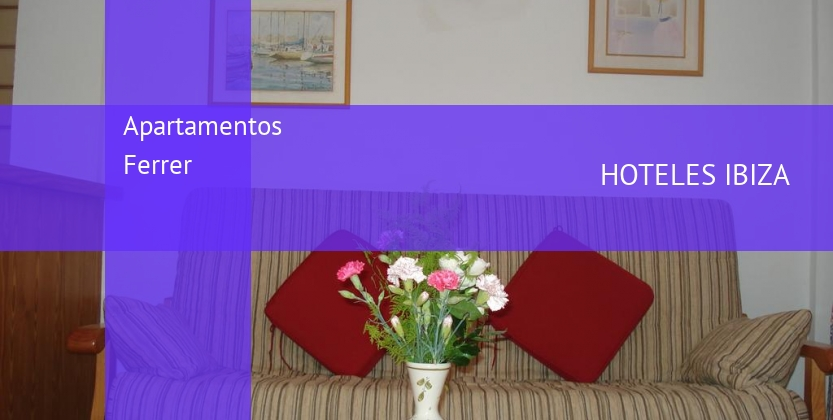 Apartamentos Ferrer reservas