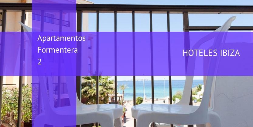Apartamentos Formentera 2 opiniones