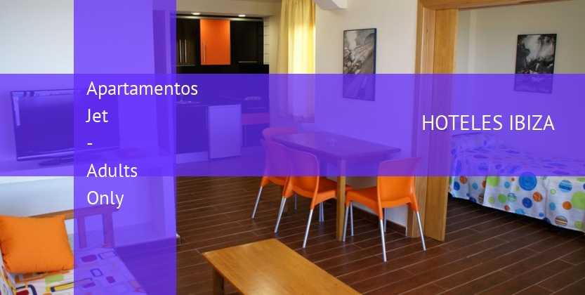 Apartamentos Jet - Adults Only baratos