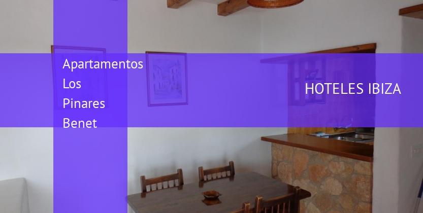 Apartamentos Los Pinares Benet barato