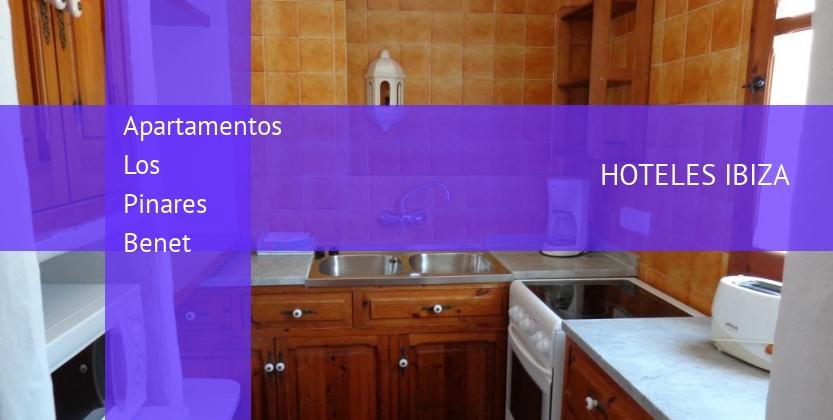 Apartamentos Los Pinares Benet reservas