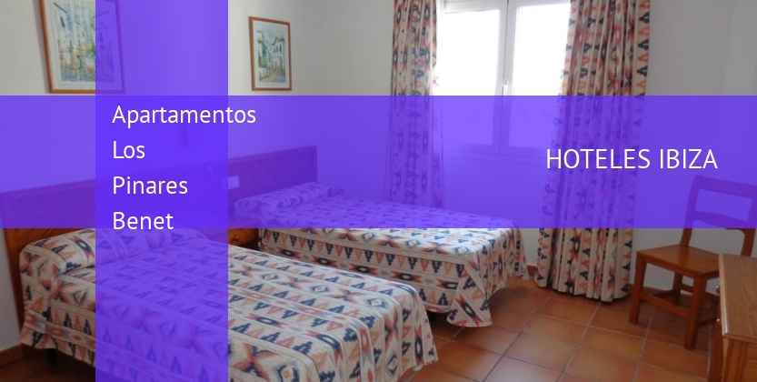 Apartamentos Los Pinares Benet reverva
