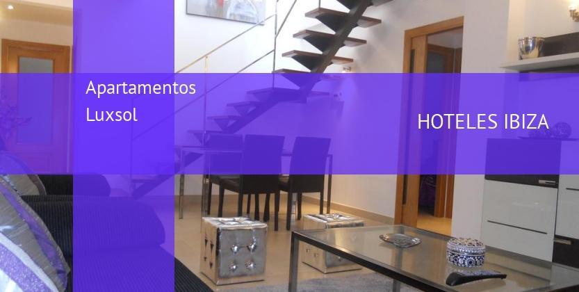 Apartamentos Luxsol reservas