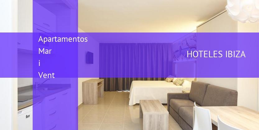 Apartamentos Mar i Vent reservas