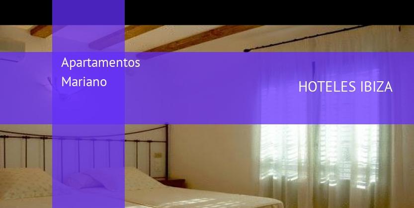 Apartamentos Mariano opiniones