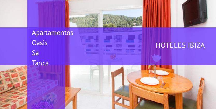 Apartamentos Oasis Sa Tanca booking