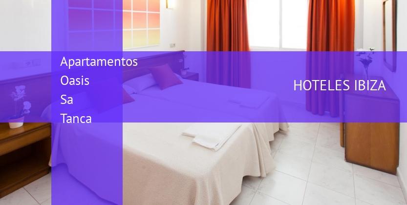 Apartamentos Oasis Sa Tanca reverva