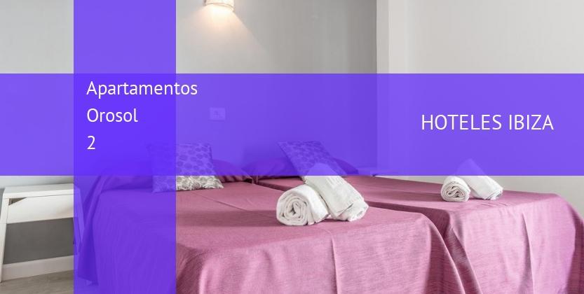 Apartamentos Orosol 2 baratos