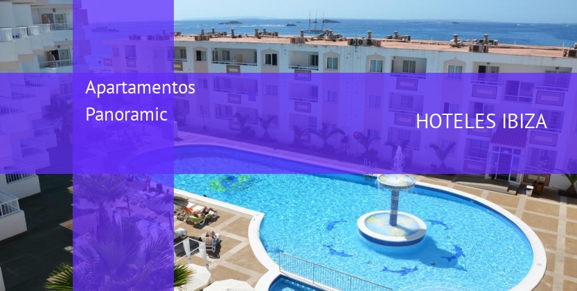 Apartamentos Apartamentos Panoramic