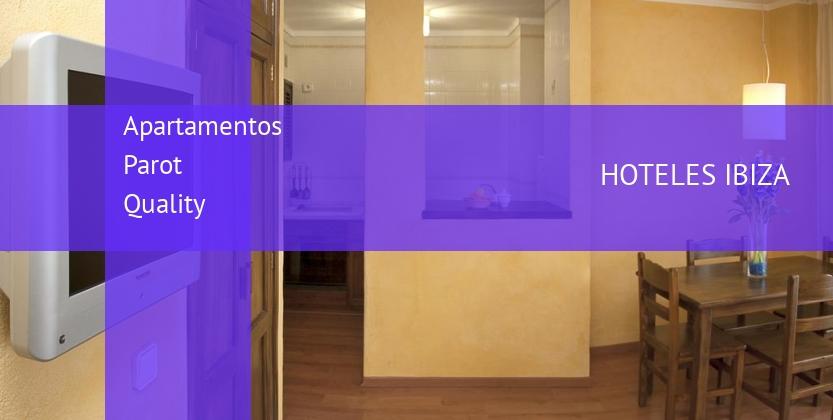 Apartamentos Parot Quality baratos