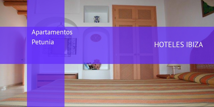 Apartamentos Petunia reservas