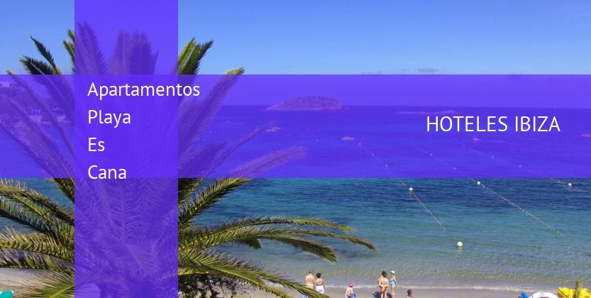 Apartamentos Playa Es Cana opiniones