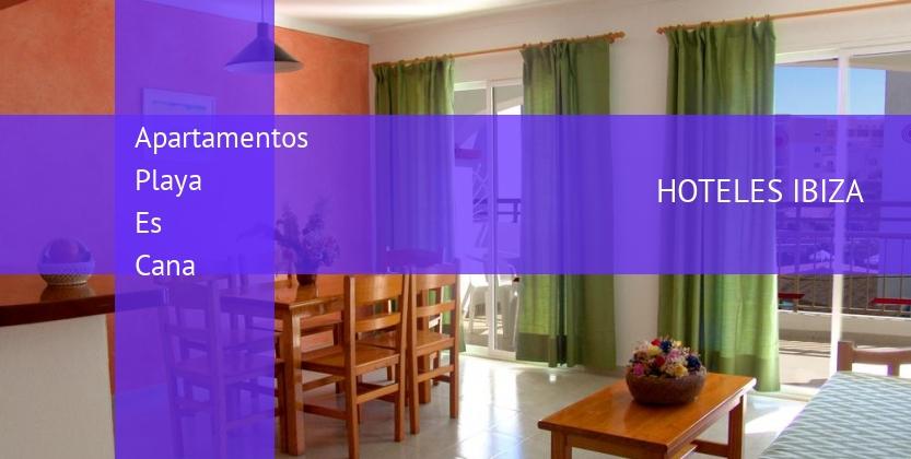 Apartamentos Playa Es Cana reservas