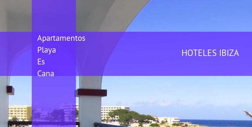 Apartamentos Playa Es Cana reverva