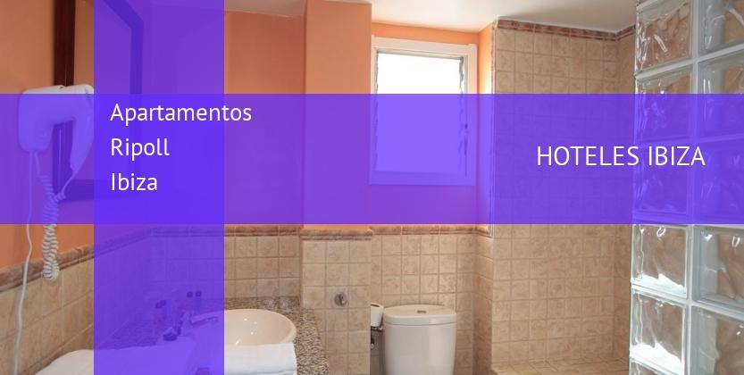 Apartamentos Ripoll Ibiza baratos