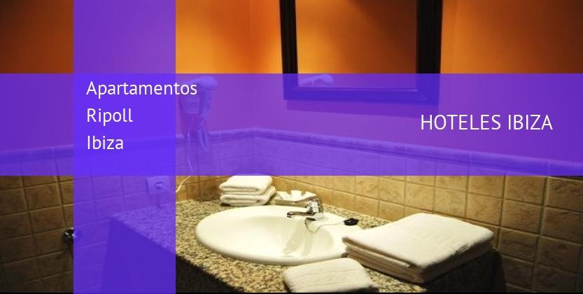 Apartamentos Ripoll Ibiza reservas