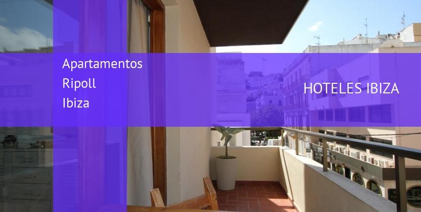 Apartamentos Apartamentos Ripoll Ibiza