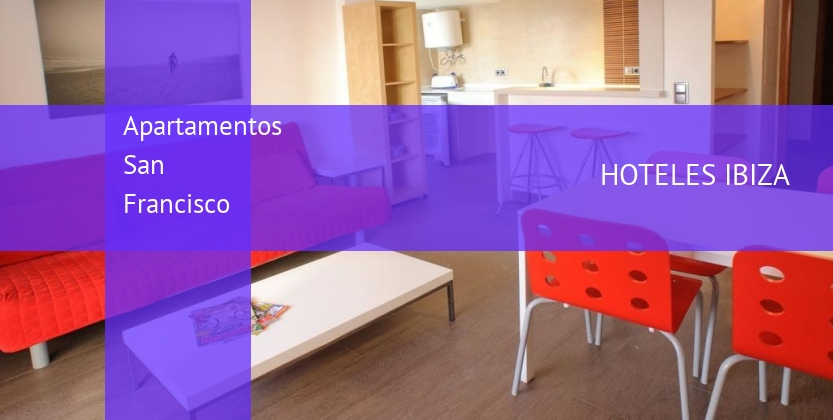 Apartamentos San Francisco booking
