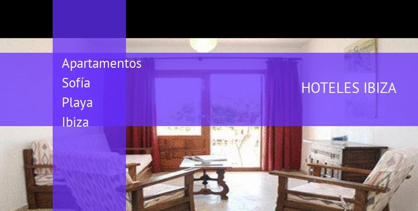 Apartamentos Sofía Playa Ibiza baratos