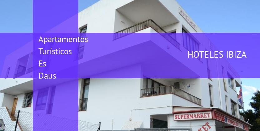 Apartamentos Turísticos Es Daus reservas
