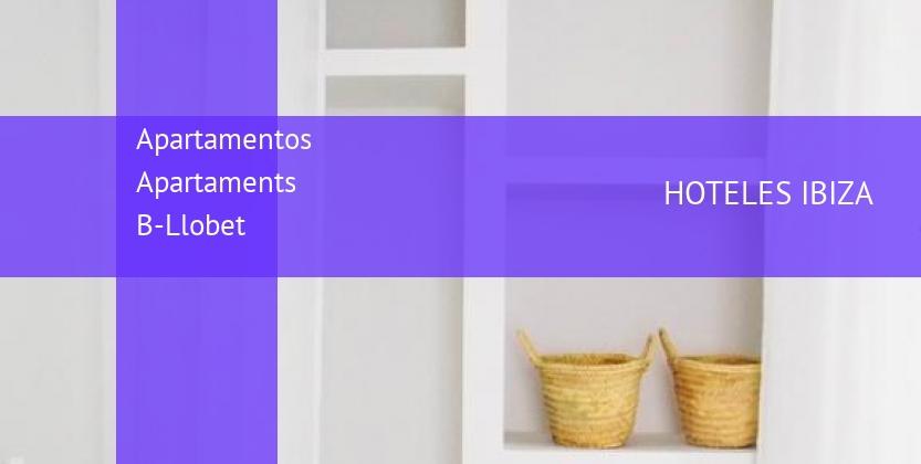 Apartamentos Apartaments B-Llobet reservas