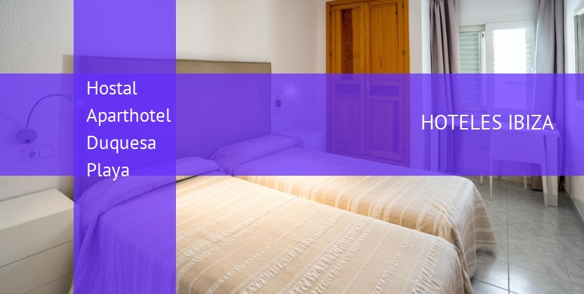 Hostal Aparthotel Duquesa Playa booking
