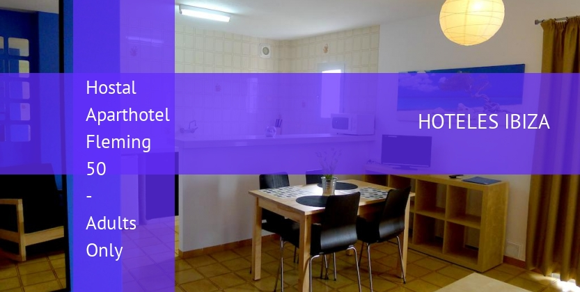 Hostal Aparthotel Fleming 50 - Adults Only barato