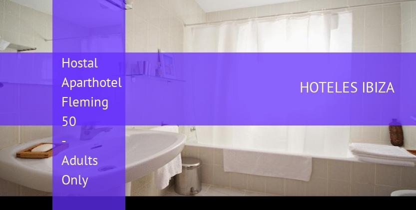 Hostal Aparthotel Fleming 50 - Solo Adultos reverva