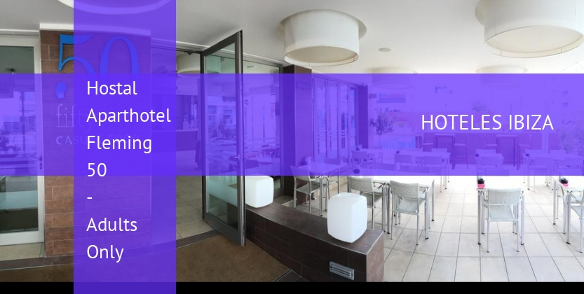 Hostal Aparthotel Fleming 50 - Adults Only