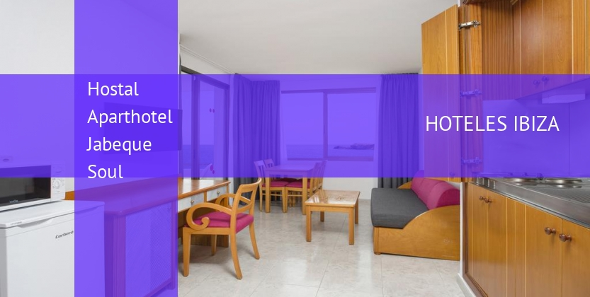 Hostal Aparthotel Jabeque Soul reverva