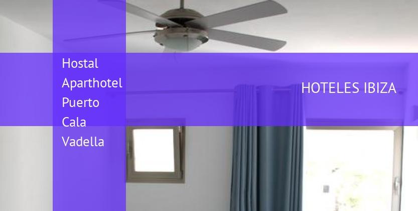 Hostal Aparthotel Puerto Cala Vadella booking