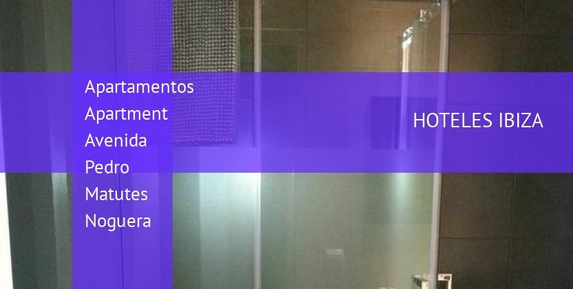 Apartamentos Apartment Avenida Pedro Matutes Noguera barato