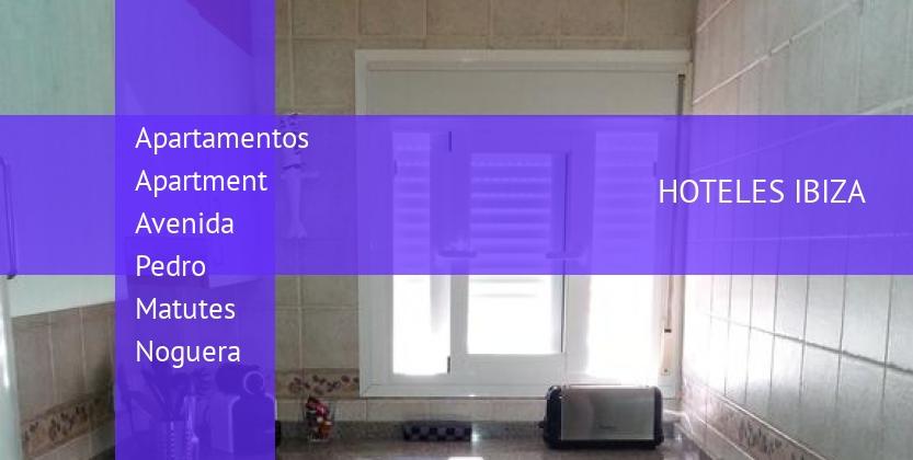 Apartamentos Apartment Avenida Pedro Matutes Noguera booking