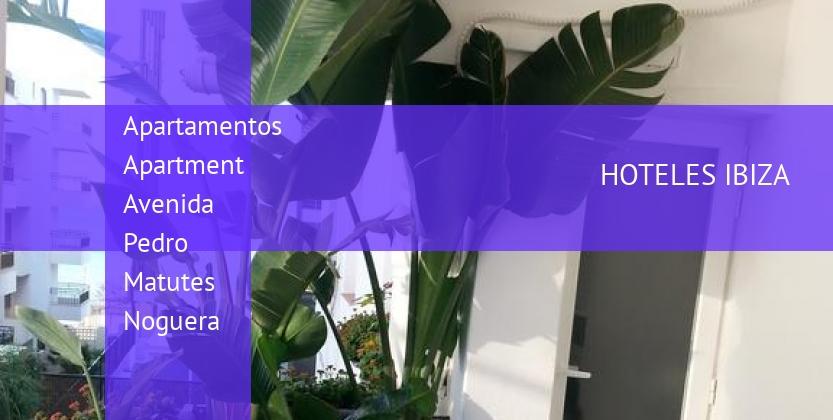 Apartamentos Apartment Avenida Pedro Matutes Noguera opiniones