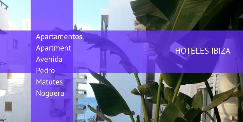 Apartamentos Apartment Avenida Pedro Matutes Noguera reverva