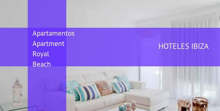Apartamentos Apartment Royal Beach booking
