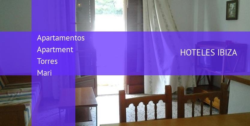Apartamentos Apartment Torres Mari reservas
